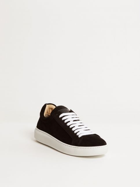 Kingsley Moroni B Sneakers sensory black front view