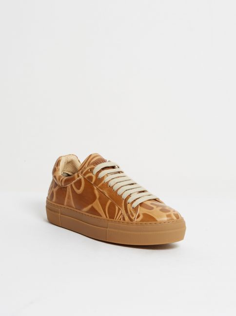 Kingsley Moroni Sneakers astera mel front view