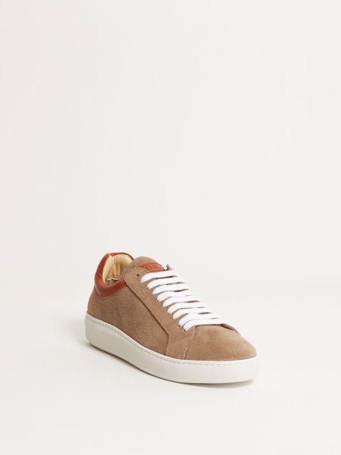 Kingsley Moroni B Sneakers sensory ecru front view