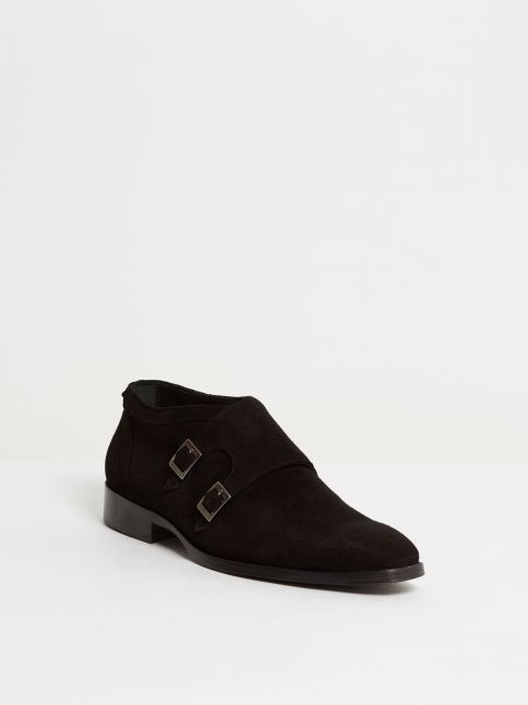 Kingsley Duke 02 Men Shoes sensory black front view