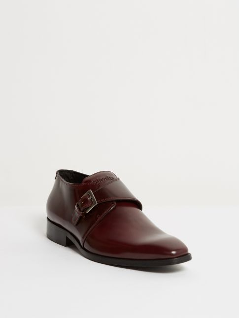 Kingsley Duke 01 Men Shoes uragano bordeaux front view