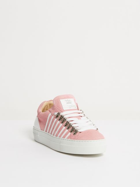 Kingsley Sky Sneakers sensory pitaya, roma white front view