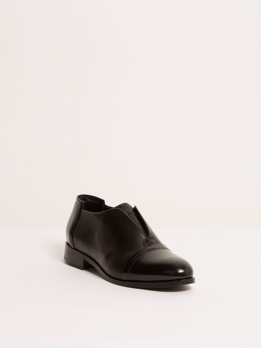 Kingsley Sintra Shoes nature black, uragano black front view