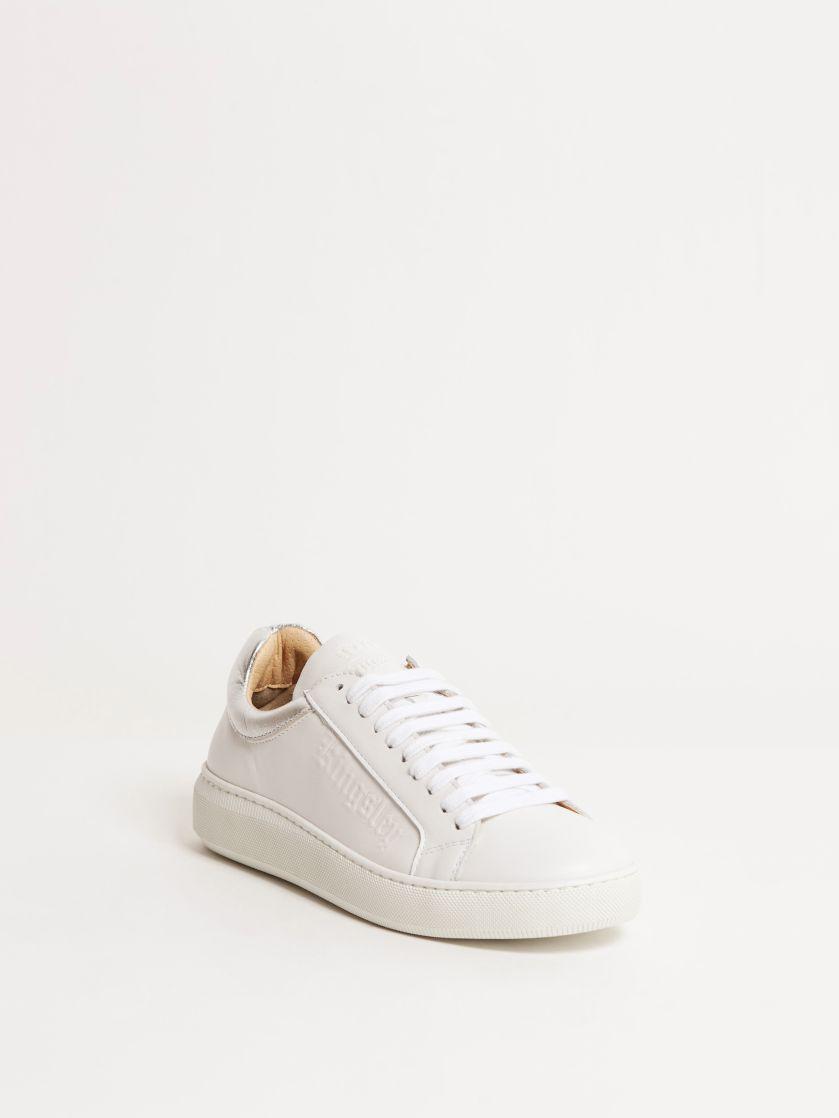Kingsley Moroni B Sneakers white front view