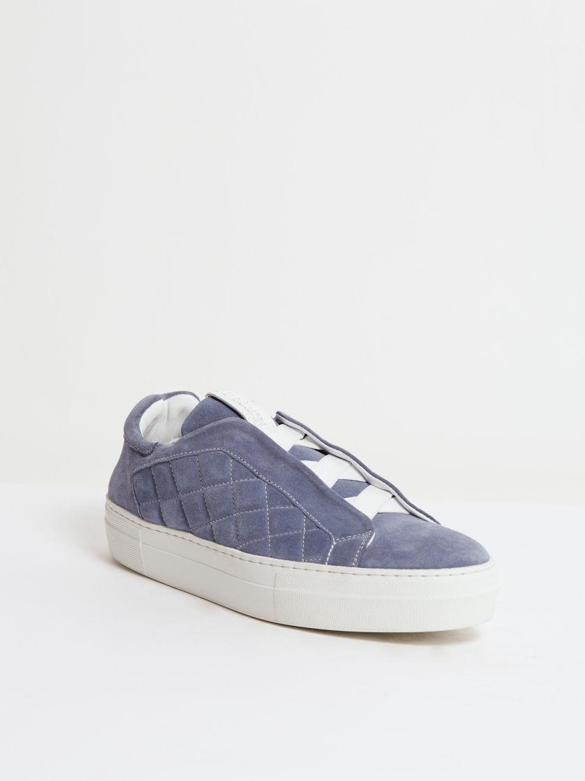 Kingsley Cross Sneakers sensory opale front view