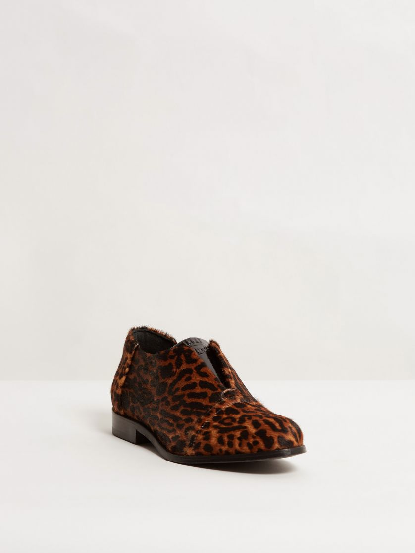 Kingsley Sintra Shoes Limited Edition special jaguar print front view