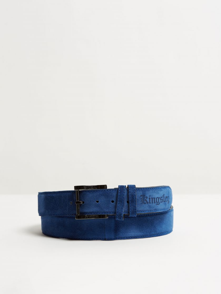 Kingsley Belt sensory blue